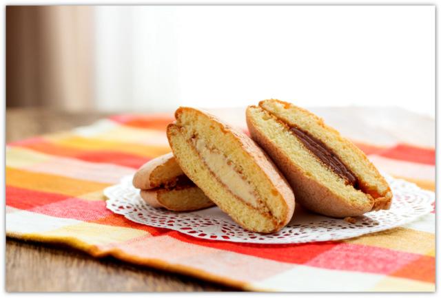 文明堂 チーズクリームブッセ チョコレートクリームブッセ お菓子 スィーツ お土産