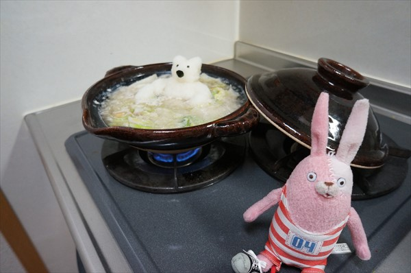 しろくま鍋3