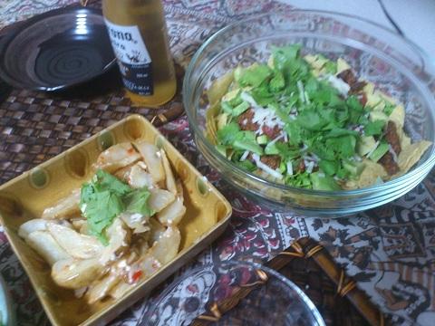 サラダ&ポテト