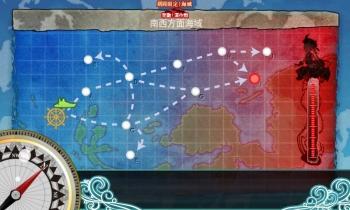 第二次渾作戦MAP