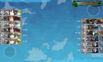 6-2 初ボス戦昼戦結果