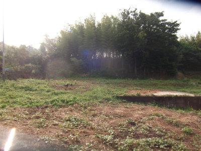 前の敷地1