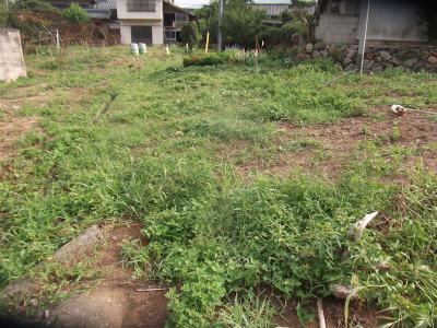 前の敷地2