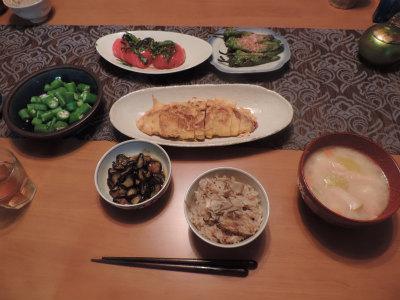 7・27精進料理
