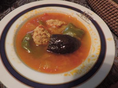 ポルトガル風スープ