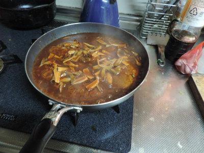 煮込みハンバーグ1