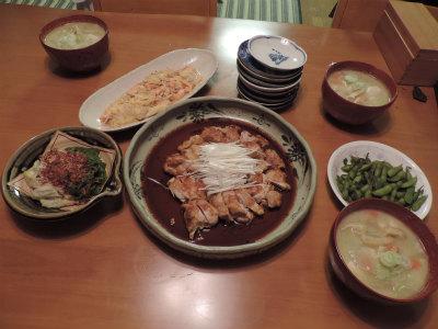 10・20夕食