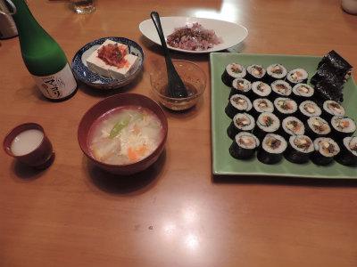 韓国食の夕べ