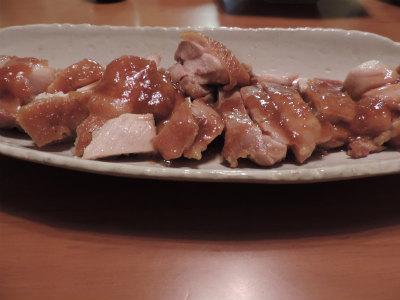 鶏の照り焼