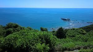 伊王島からの外洋