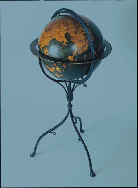 ベハイムの地球儀