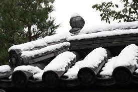 高桐院の雪12
