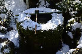 高桐院の雪16