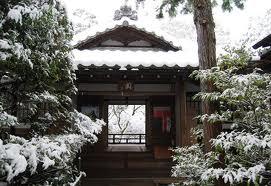高桐院の雪11