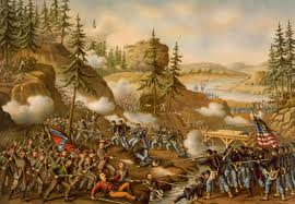 アメリカ南北戦争 (チャタヌーガの戦い)
