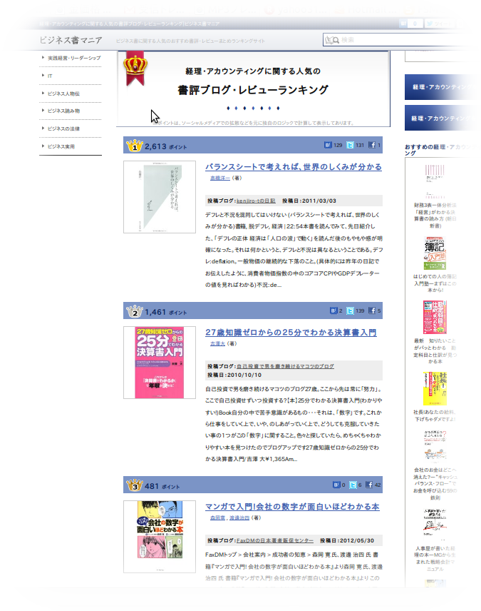 新書・文庫本マニア 3