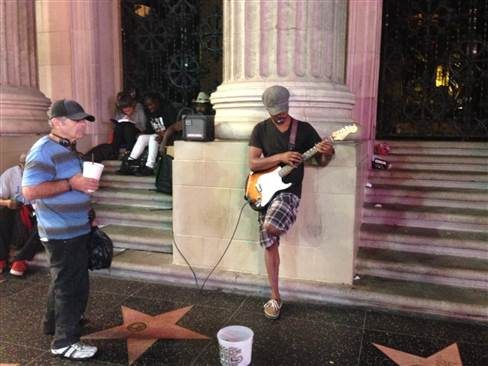 Hollywood アーティスト 201411