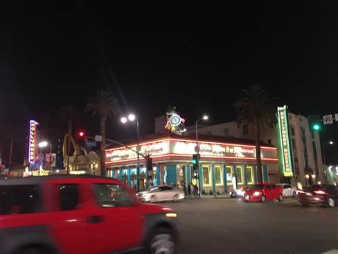 Hollywood ストリート 201411