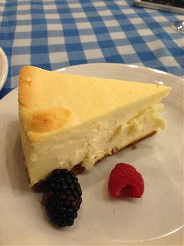 濃厚チーズケーキ 201412