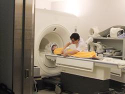 MRI_セット完了!