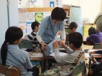 参観日_算数授業1