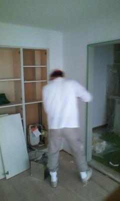 麻布台 塗装8