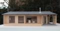 オヤ・コ・マゴの家模型写真