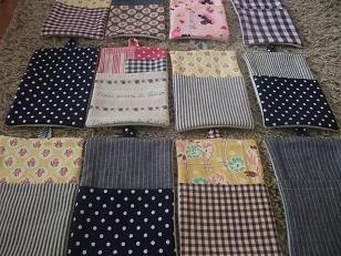 フリース雑巾1