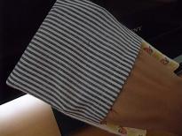 フリース雑巾3