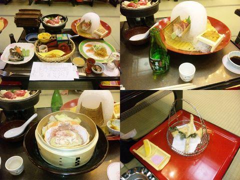 ホテル櫻井 料理 201304