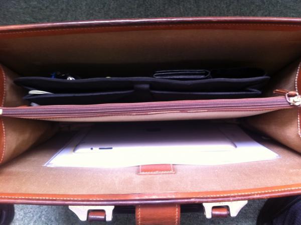 iPad in the Bag