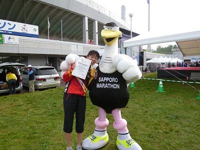 20131006札幌マラソン
