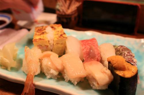 お寿司でしょ
