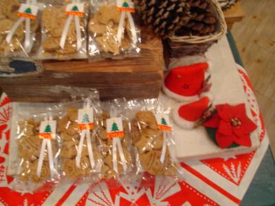 クリスマスクッキーー