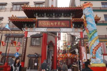 DSCF4305中華街入り口