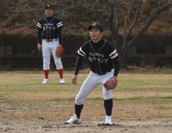 DSCF4411福山遊撃手