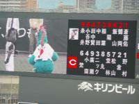 12.5.19 今日のスタメン