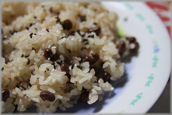 2012.4.25 お赤飯
