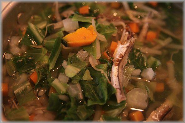 2012.7.27 野菜スープ