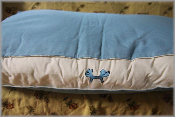 2012.10.20 ベッド