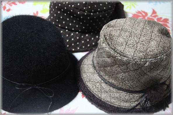 2012.10.20 帽子
