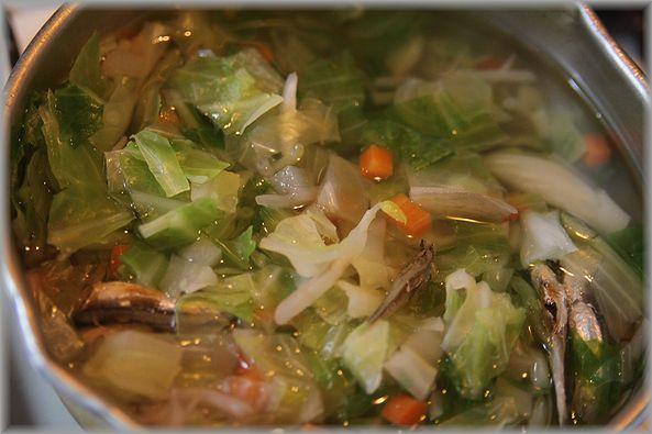 2012.11.7 お野菜スープ