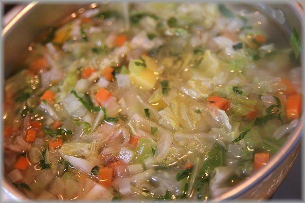 2012.12.06 お野菜スープ