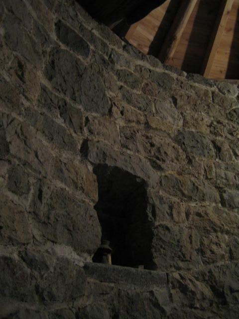石積みの家