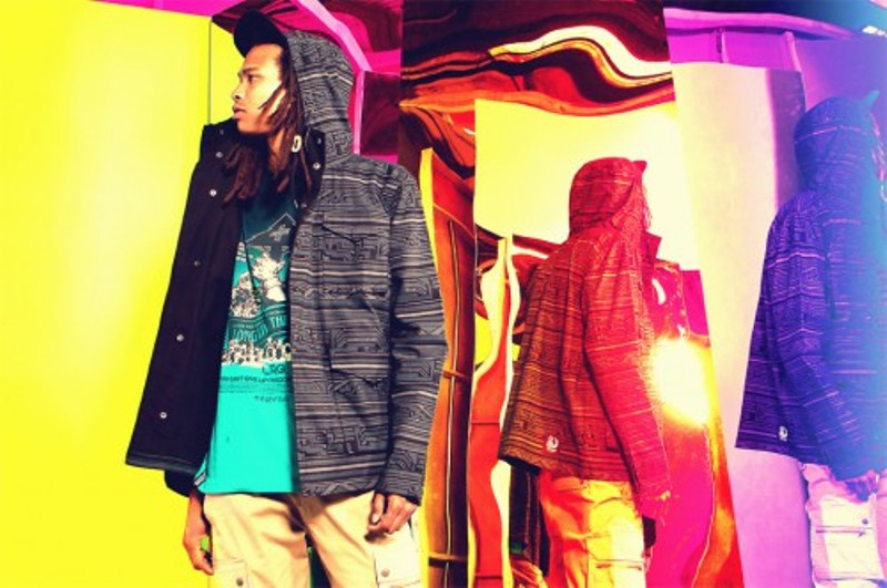 2014 LRG Spring STREETWISE LookBook ストリートワイズ スプリング ルックブック 春物 新作 ファッション ストリートファッション ストリートブランド 神奈川 藤沢 湘南 スケート