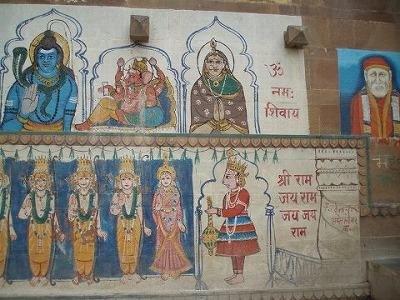 インド壁画