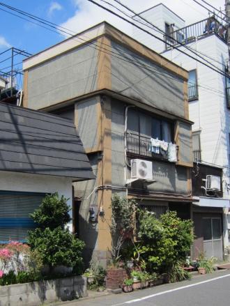 墨田5-3の住宅