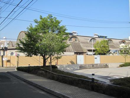 東京書籍印刷工場①