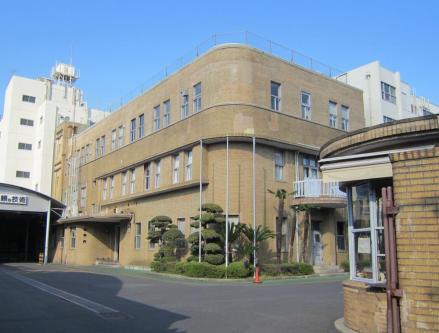東京書籍印刷事務棟②