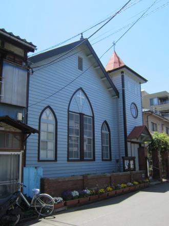 根津教会②